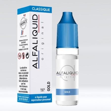 Eliquide Alfaliquid GOLD