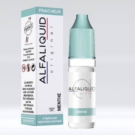 Eliquide Alfaliquid Menthe