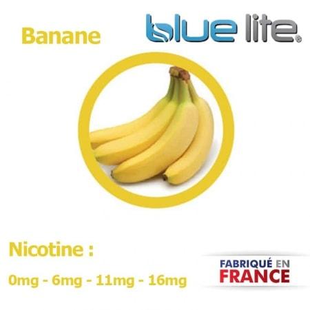 E liquide français Banane bluelite