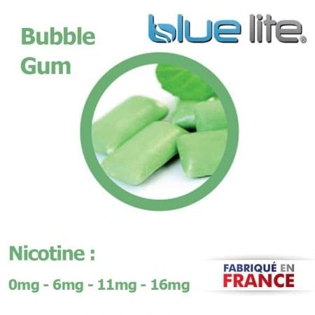 E liquide français Bubble Gum bluelite