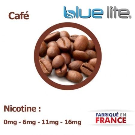 E liquide français Café bluelite
