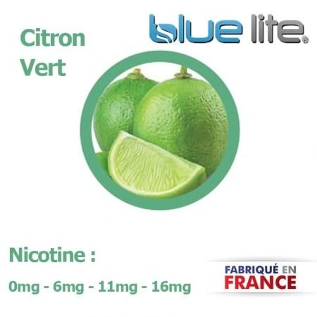 E liquide fran�ais Citron Vert bluelite