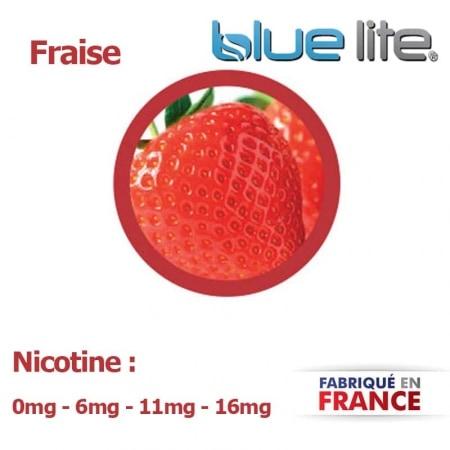 E liquide français Fraise bluelite