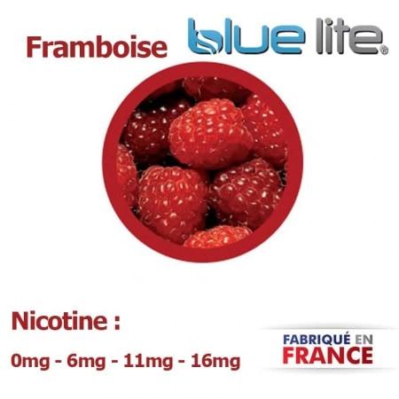 E liquide français Framboise bluelite
