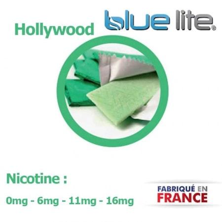 E liquide fran�ais Hollywood bluelite