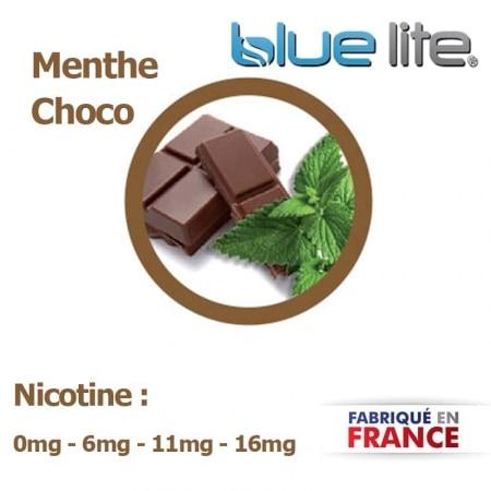 E liquide français Menthe Choco bluelite