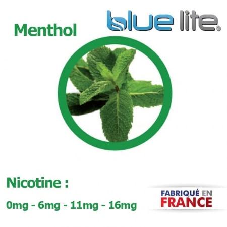 E liquide français Menthol bluelite