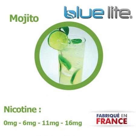 E liquide français Mojito bluelite