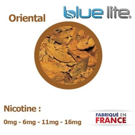 E liquide fran�ais Tabac Oriental bluelite