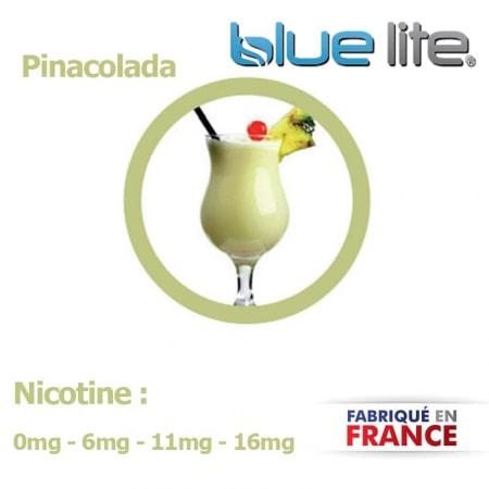 E liquide français Pinacolada bluelite
