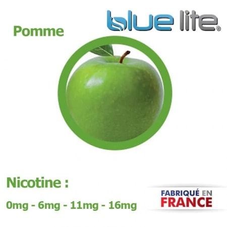 E liquide fran�ais Pomme bluelite