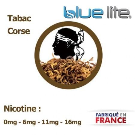 E liquide français Tabac Corse bluelite