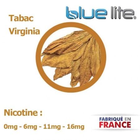 E liquide français Tabac Virginia bluelite