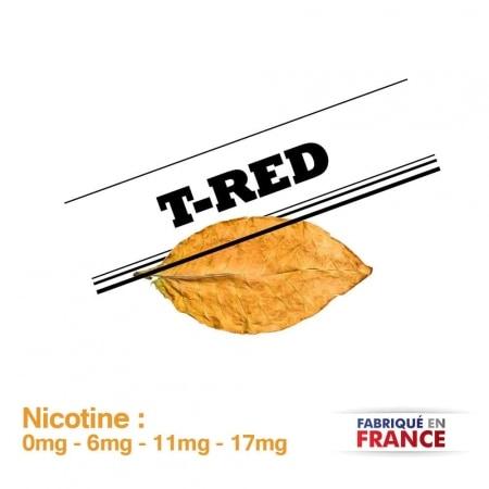 E liquide T-Red