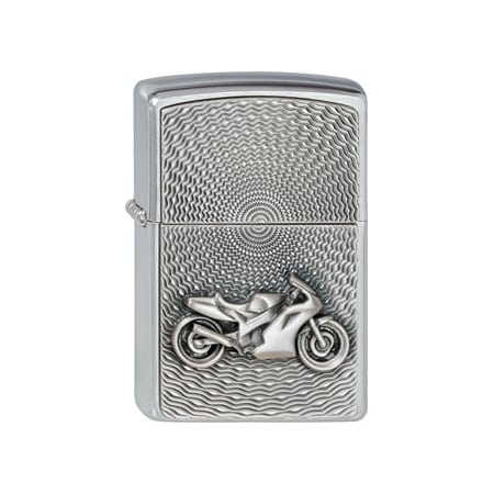 Zippo Motorbike Emblème