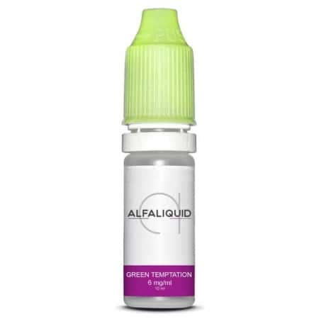 Eliquide Alfaliquid Green Temptation