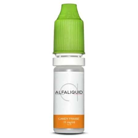 Eliquide Alfaliquid Candy Fraise
