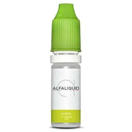 Eliquide Alfaliquid Cassis