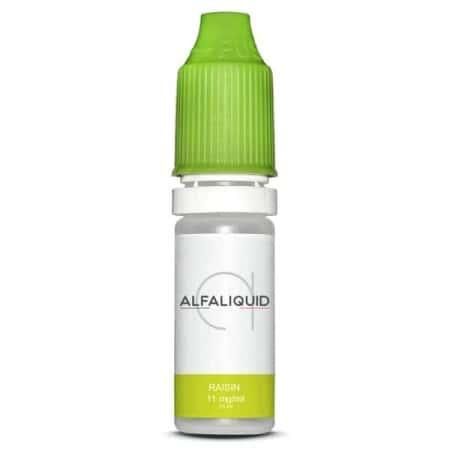 Eliquide Alfaliquid Raisin
