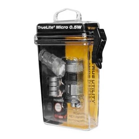 Porte Cl�s Mini Lampe Torche Micro