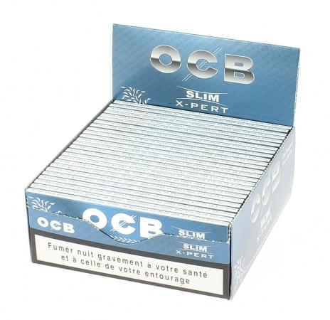 Papier à rouler OCB Slim X-Pert  x 50