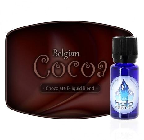 E liquide Belgian Cocoa 15ml
