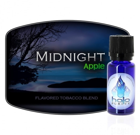 E liquide Midnight Apple 15ml