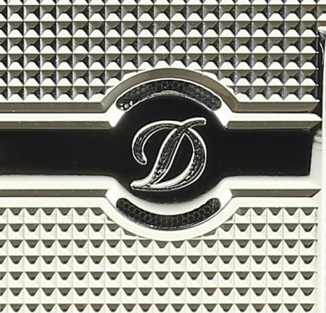 Briquet S.T. Dupont Ligne 2 Pointe de Diamant Bruleur Cigare