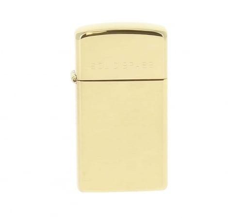 Zippo High Polish brass petit modèle 851029