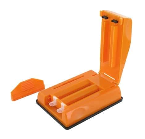 Machine à Tubes Double Orange - 100 tubes OCB OFFERTS