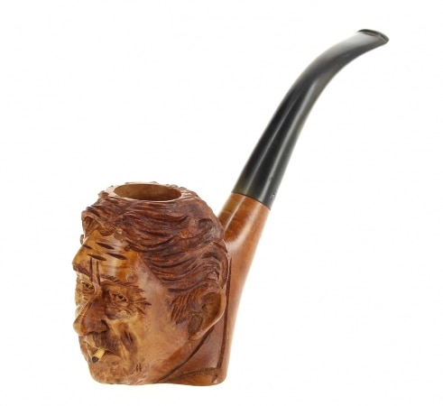 Pipe de Cogolin Sculptée Gainsbourg