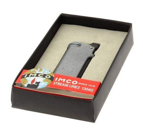 Briquet IMCO Streamline II à pierre Métal