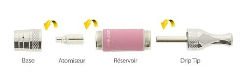 Clearomiseur Aspire BDC Dual Coil