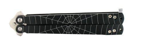 Couteau Papillon Araignée