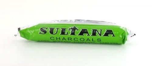 Charbon à narguilé Sultana x 1
