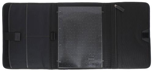 Conf�rencier Filofax Fusion et porte iPad avec Rabat