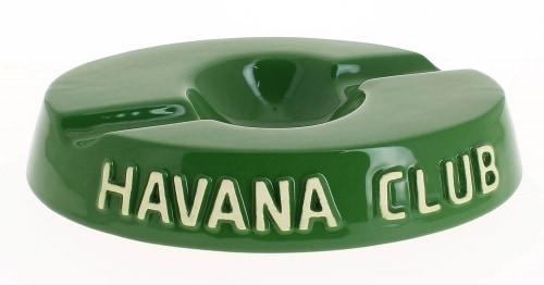 Cendrier Havana Club El Socio Vert Perrier