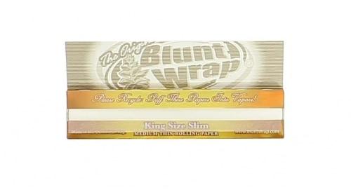 Papier à rouler Blunt Wrap Gold Slim x1