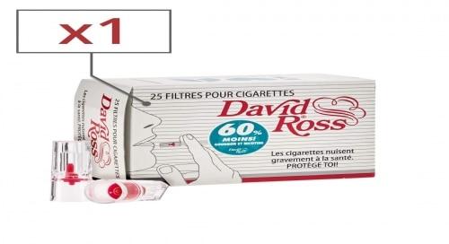 Filtre David Ross Regular Boite de 25