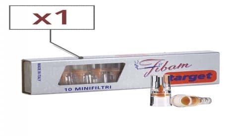 Filtres Fibam Target x 1 boite
