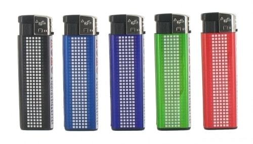 5 Briquets Electroniques Point Laser