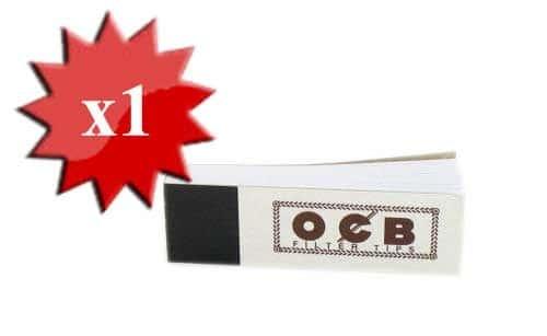 Filtres en carton OCB x 1