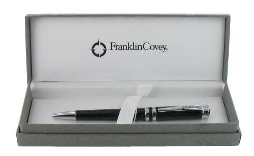 Stylo Bille Franklin Covey Noir