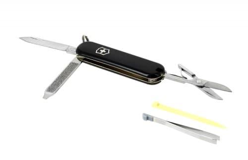 Coffret Maglite Super Mini et couteau suisse Noir