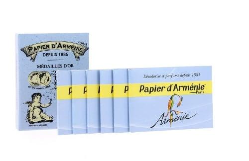 Papier d\'Arménie Coffret Vintage Arménie - 6 carnets
