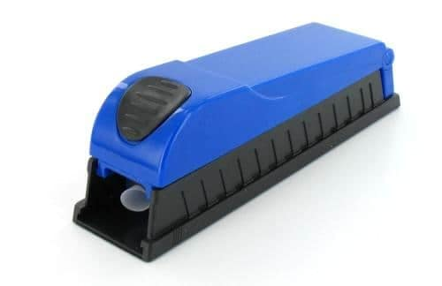 Machine � Tubes Simple Bleue - 100 tubes OCB OFFERTS