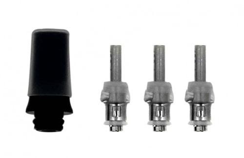 Kit Accessoires Drip tip et Atomiseurs 2.2 ohm