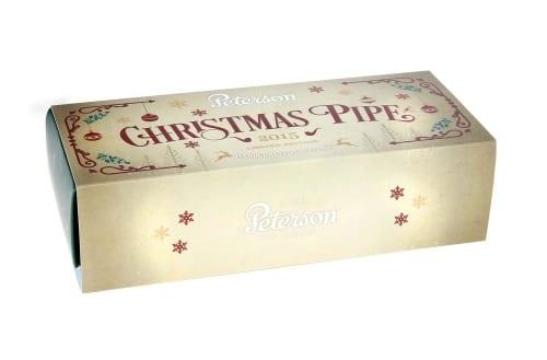 Pipe Peterson Courbée Spécial Noël 2015