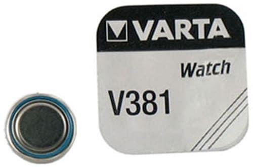 Pile Oxyde d\'Argent Varta V381