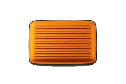Etui porte cartes Ogon Stockholm Orange